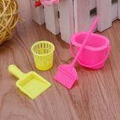 Набор для уборки для Barbie и других кукол.