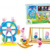 Игровой набор свинка Пеппа в парке развлечений XZ-365