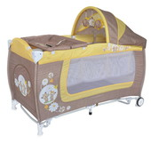 Детская кровать-манеж Bertoni (Lorelli) Danny 2 rocker