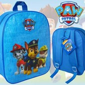 Дошкольный детский рюкзак Щенячий патруль
