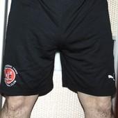 Спортивние фирменние футбольние шорты шорти труси Puma л-хл .