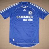 Adidas Climacool (S) футболка футбольная форма ФК Челси