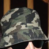 Стильная фирменная панама милитари Levin Force .57-58