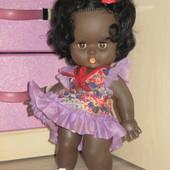 Кукла винтаж Гдр  негр этно коллекция Топтыжка