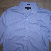Tommy Hilfiger рубашка 100% хлопок L-XL размер.Оригинал