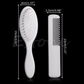 Набор расчесок для волос малышей расческа детская гребінець для волосся