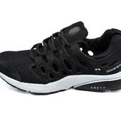 Мужские кроссовки Baas Sport Style 630 черные (реплика)