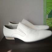 2 пары туфли новые Ego line кожа полностью, дефект