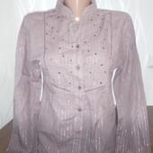Рубашечка хлопковая Lauren Taylor. Размер S -M