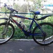 Классный горный велосипед Azimut, Shimano, 26 дюймов.
