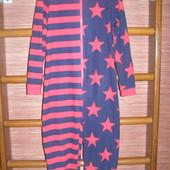 Пижама флисовая, мальчику на 11-12 лет, рост до 152 см George