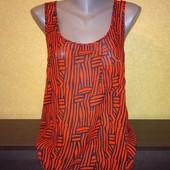Блузка майкой Internacionale, размер uk10-12