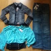 пакет новой женской одежды на 44/46 размер M