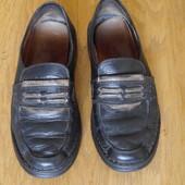 Туфлі шкіряні розмір 45 стелька 29 см Aisef Seibel