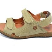 Сандали мужские Multi Shoes Collection GX оливкового цвета (реплика)