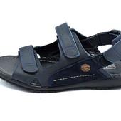 Сандали мужские Multi Shoes Collection GX синие (реплика)