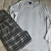 новая мужская пижама из биохлопка.Livergy/Германия.52-54