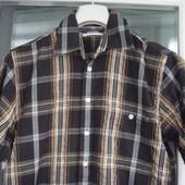 Шведка р.S/M(37/38) Basic Line Германия, мужская рубашка х/б новая.