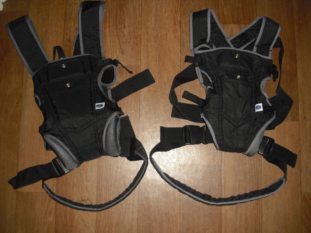 Два рюкзачка-кенгуру BabyStart фото №1