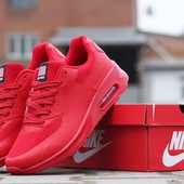 Кроссовки мужские Nike Air Max Huperfuse red