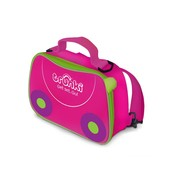 Trunki термосумка ланчбокс сумка-холодильник розовая lunch bag backpack pink 0289-GB01