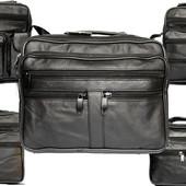 Мужская кожаная сумка в ассортименте по низким ценам