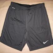 Nike Dri-Fit (L) спортивные футбольные шорты мужские