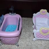 Ванна и кровать Hasbro