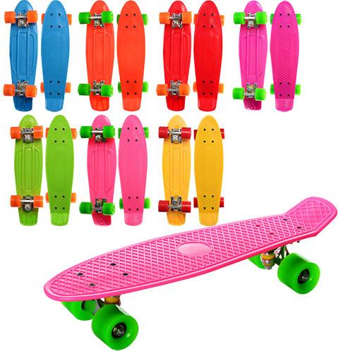 Скейт MS 0848 Penny board Пенни борд в ассортименте фото №1