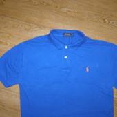 Ralph Lauren футболка-поло L-XL размер. Оригинал