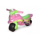 Мотоцикл музыкальный для девочки