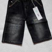 Okaidi Шорты джинсовые на 3,5-4,5 года Англия.