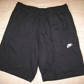 Nike (XL) коттоновые шорты мужские
