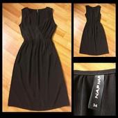 Фирменное платье миди Naf-Naf, размер 34