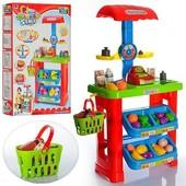 Детский магазин 661-79 с корзинкой , супермаркет, касса