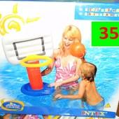 Интекс игры на воде Баскетбол