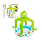 Детский надувной бассейн «Осьминог» Intex 57115