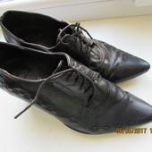 Ботиночки полностью кожаные Львовское производство!