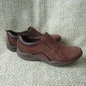 Clarks р.40 мокасини туфлі шкіряні