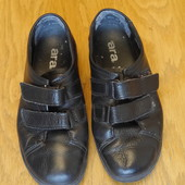 Туфлі-кросовки шкіряні розмір 4 G /на 37 стелька 24 см Ara