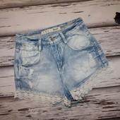 Шорты джинсовые DenimCo р. XS-S