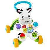 Fisher-Price Ходунки-толкатели игровой центр Зебра learn with me zebra walker