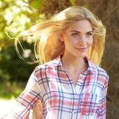 Воздушная, шифоновая блуза Рубашка от Tcm Tchibo, размер 38 евро, Германия высокое качество