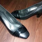кожаные туфли Footgvove by MS 4.5р.