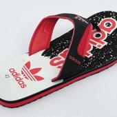 Мужские вьетнамки Adidas 43 размер