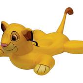 Надувная игрушка Disney Львенок Intex 58520NP