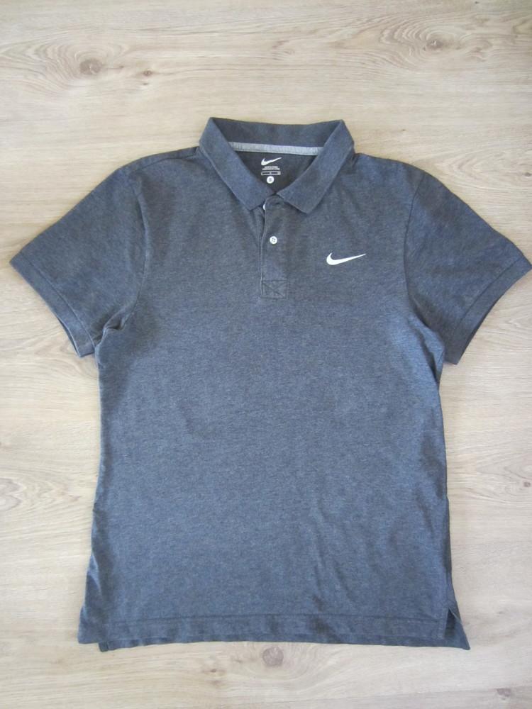 Поло футболка Nike,оригинал, р.S фото №1