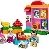 Lego duplo Мой первый Супермаркет my first shop 10546