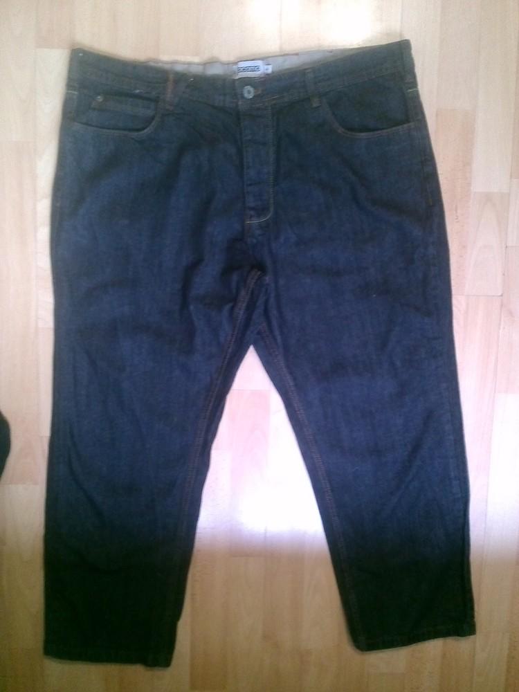 Фирменные джинсы 44 р. фото №1