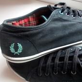 Fred Perry оригинал кеды мокасины спортивная обувь 41-42 р.